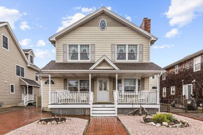 Seaside Park Single Family Home For Sale: 303 Gerrard Avenue