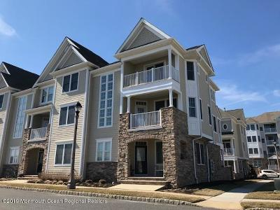 Monmouth County Condo/Townhouse For Sale: 34 McKinley Street