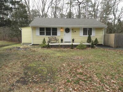 Jackson Single Family Home For Sale: 15 Spring Street