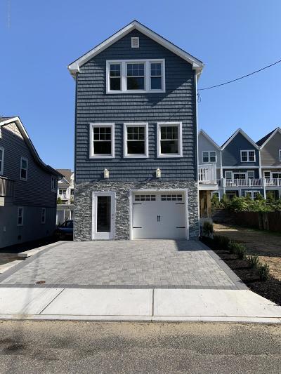 Atlantic Highlands, Highlands Single Family Home For Sale: 19 Locust Street