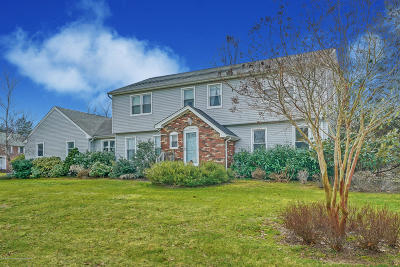 West Long Branch Single Family Home For Sale: 16 Muncy Drive