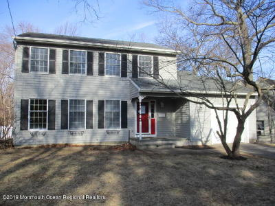 Toms River Single Family Home Under Contract: 22 Melrose Drive