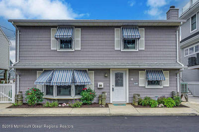 Lavallette Single Family Home For Sale: 242 Joseph Street