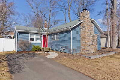 Atlantic Highlands, Highlands Single Family Home Under Contract: 148 Maplewood Avenue