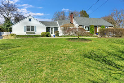 Sea Girt Single Family Home Under Contract: 1208 Sea Girt Avenue