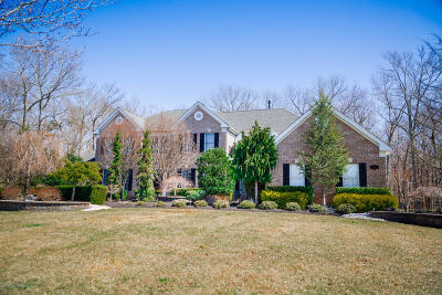 Freehold Single Family Home Under Contract: 330 Brandon Boulevard