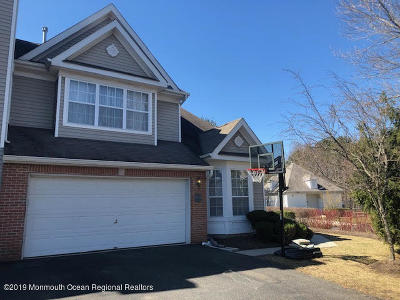 Morganville Condo/Townhouse Under Contract: 180 Nathan Drive