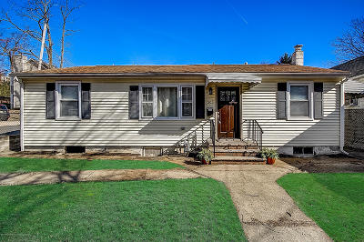 Atlantic Highlands, Highlands Single Family Home Under Contract: 202 Linden Avenue