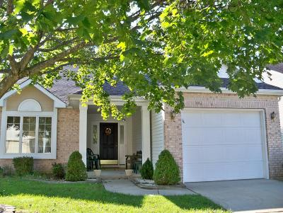 Grnbriar Wdlnds Adult Community Under Contract: 1629 Goldspire Road