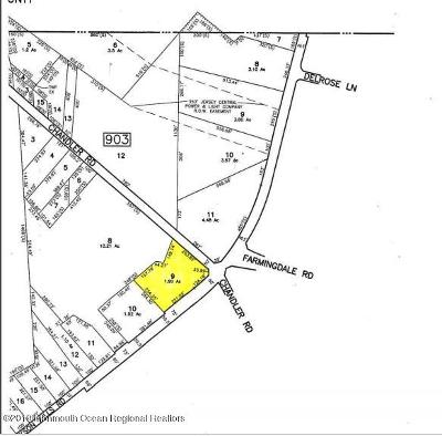 Residential Lots & Land For Sale: 450 Chandler Road
