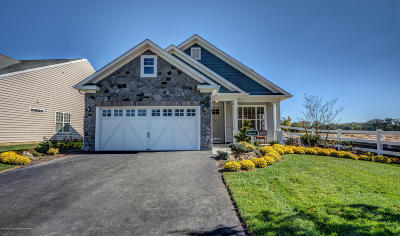 Four Seasons@monmouth Woods Adult Community For Sale: 12 Harvest Ridge Road #42