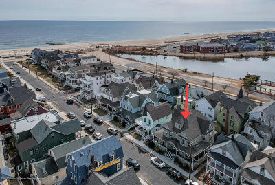 Ocean Grove Condo/Townhouse For Sale: 32 Abbott Avenue #B