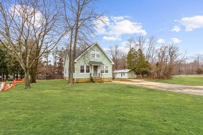Single Family Home For Sale: 3200 Us Highway 9