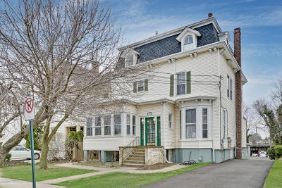 Red Bank Multi Family Home For Sale: 19 Rector Place