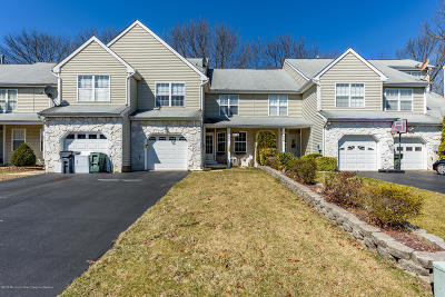 Howell Townhouse Under Contract: 237 Moses Milch Drive