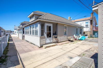 Point Pleasant Beach Single Family Home For Sale: 9 Zilai Row