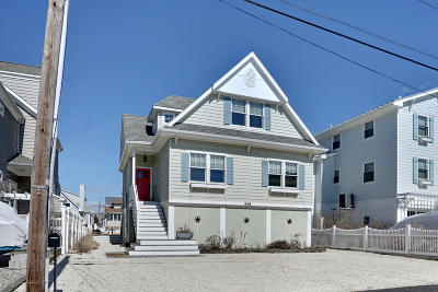 Lavallette Single Family Home Under Contract: 238 N Lagoon Road