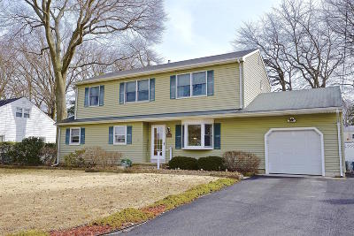 Single Family Home Under Contract: 1610 Rosewood Drive