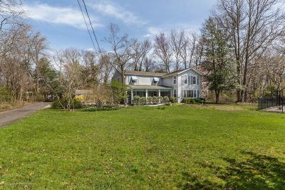 Wall Single Family Home Under Contract: 1316 State Route 138