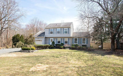 Jackson Single Family Home Under Contract: 49 W Pleasant Grove Road
