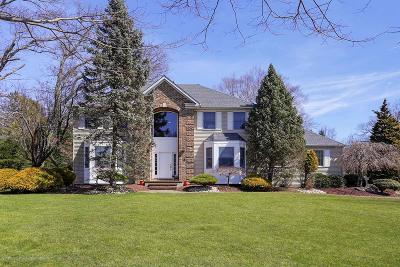 Freehold Single Family Home For Sale: 2 Bentley Court