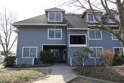 Toms River Condo/Townhouse Under Contract: 303 Spinnakers Cv