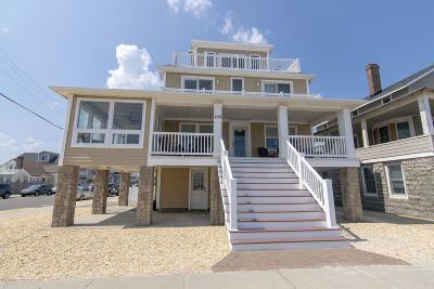 Seaside Park Single Family Home For Sale: 1115 S Ocean Avenue