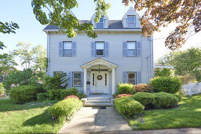 Atlantic Highlands Single Family Home For Sale: 38 E Mount Avenue