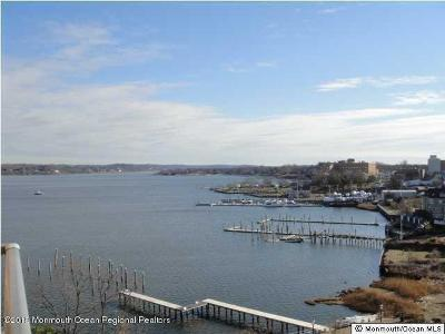 Red Bank Condo/Townhouse Under Contract: 28 Unit 5b Riverside Avenue #5B