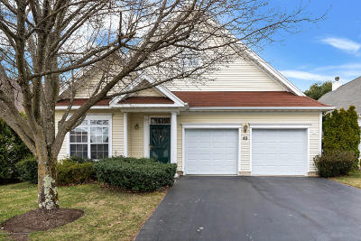 Monmouth County Adult Community Under Contract: 48 Freesia Court
