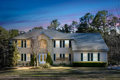 Millstone Single Family Home For Sale: 61 Paint Island Spring Road