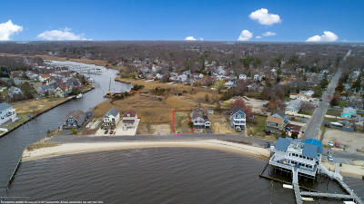 Toms River Residential Lots & Land For Sale: 613 Riverside Drive