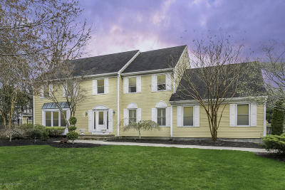 Toms River Single Family Home For Sale: 1285 W Todd Road