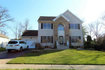Hazlet Single Family Home Under Contract: 2 Kailley Court