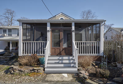 Bradley Beach Single Family Home Under Contract: 616 Brinley Avenue