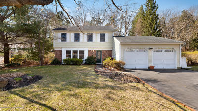 Toms River Single Family Home Under Contract: 889 Yellowbank Road
