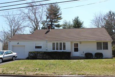 Holmdel Single Family Home For Sale: 28 Miller Avenue