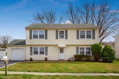 Hazlet Single Family Home For Sale: 6 Angela Circle