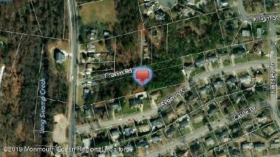 Toms River Residential Lots & Land For Sale: 571 Brookside Drive