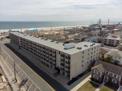 Seaside Heights Condo/Townhouse For Sale: 51 Hiering Avenue #D2