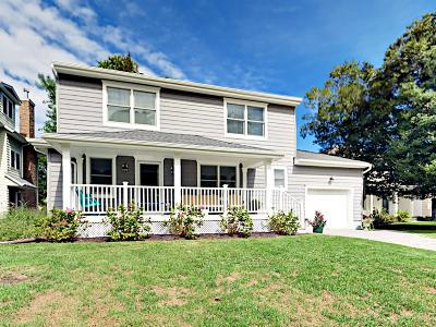 Sea Girt Single Family Home For Sale: 603 New York Boulevard