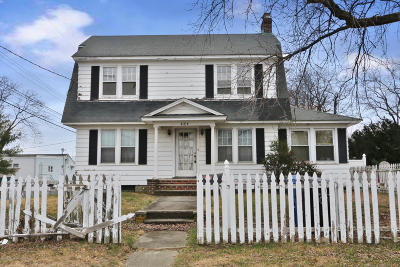 Middletown Single Family Home For Sale: 464 Palmer Avenue