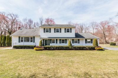 Freehold Single Family Home For Sale: 43 Glenbrook Road