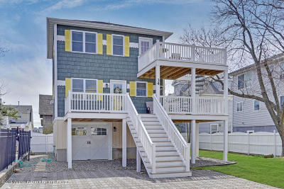 Point Pleasant Beach Single Family Home For Sale: 34 Central Avenue #A