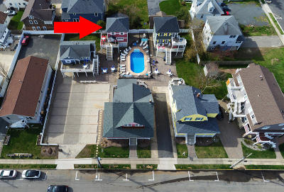Point Pleasant Beach Single Family Home For Sale: 32 Central Avenue #B