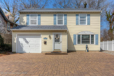 Point Pleasant Single Family Home Under Contract: 1219 Bay Avenue