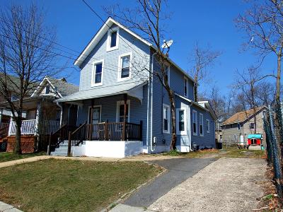Asbury Park Single Family Home For Sale: 512-514 Prospect Avenue
