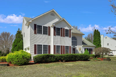 Toms River Single Family Home For Sale: 1602 Thames Way