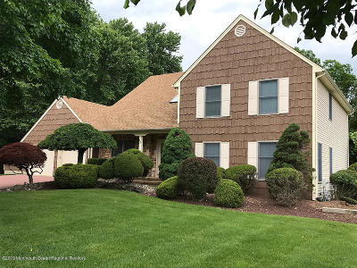 Marlboro Single Family Home Under Contract: 10 Sweet Court