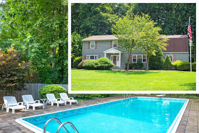 Freehold Single Family Home For Sale: 54 Hampton Drive